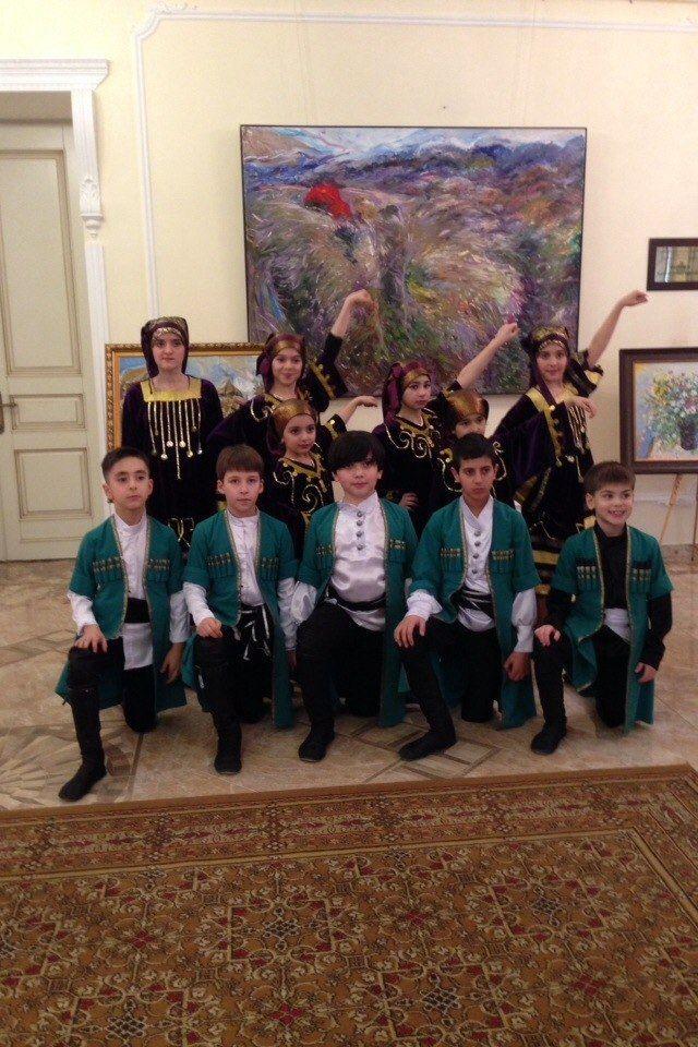 Школа Гордость Кавказа, фото №9