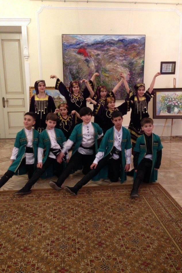 Школа Гордость Кавказа, фото №2